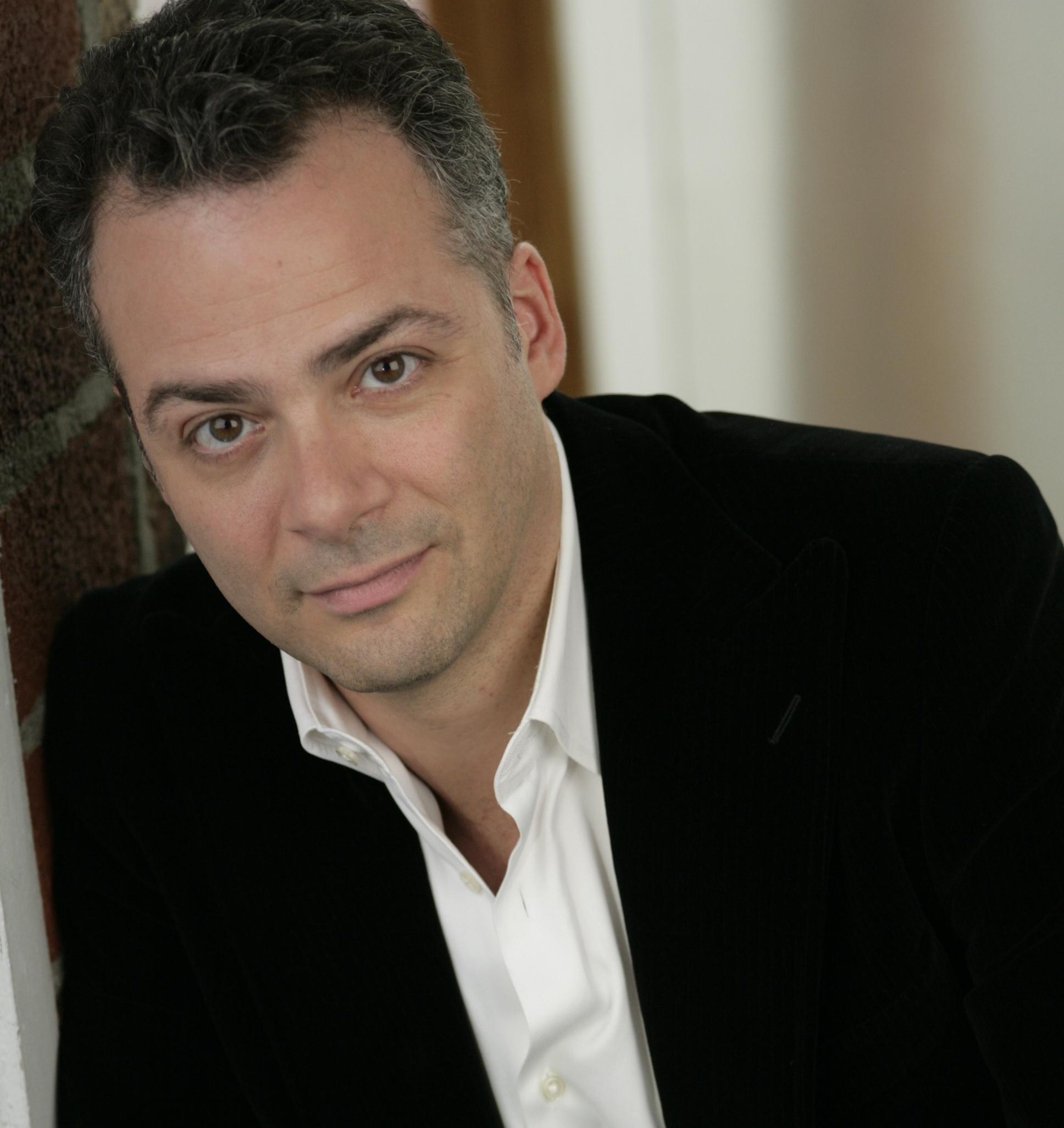 Pianist Bradley Moore.