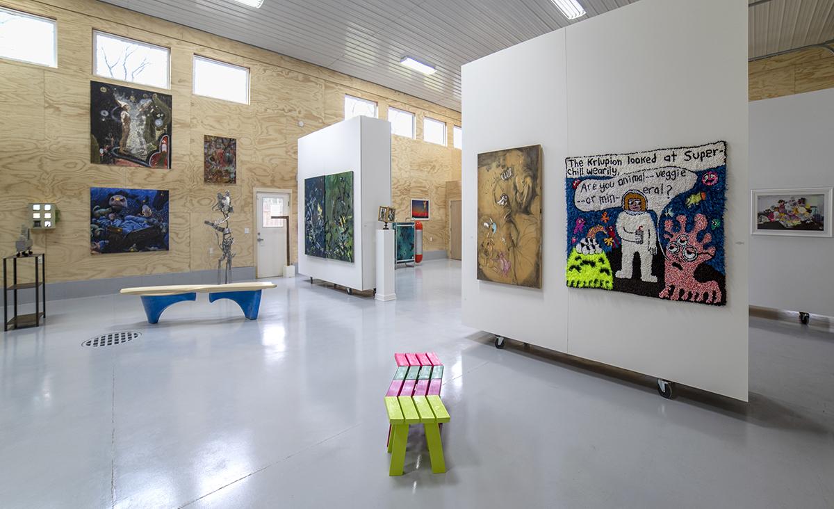 Tripoli Gallery in Wainscott.