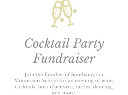 Cocktail Party Fundraiser