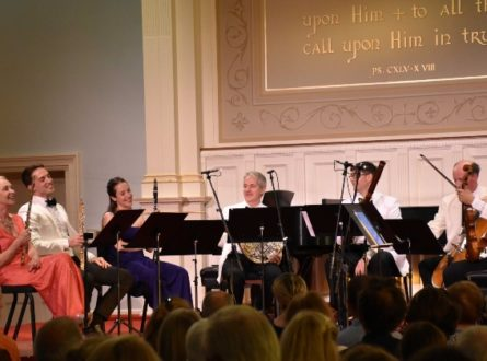 "Bridgehampton Chamber Music – ""Colorful Winds: Beethoven, Puccini & More"""
