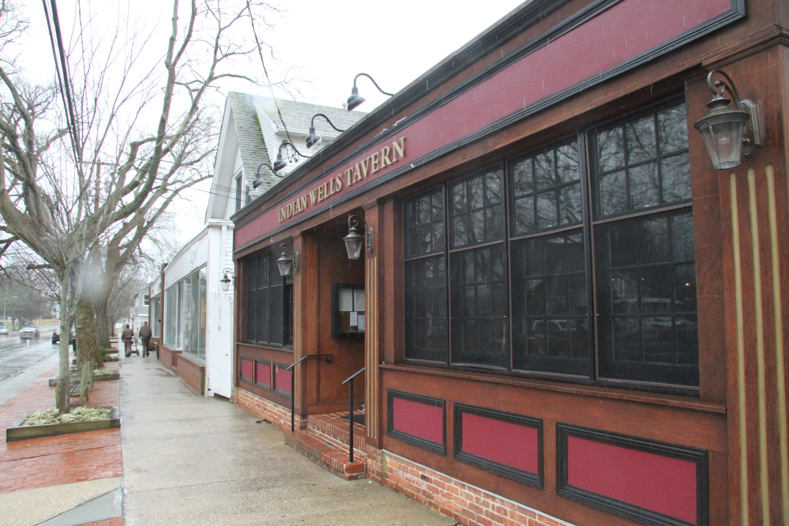 Indian Wells Tavern in Amagansett has been purchased by the restaurant company that also owns Highway Restaurant & Bar in Wainscott.