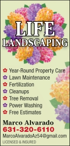 LIFE LANDSCAPING