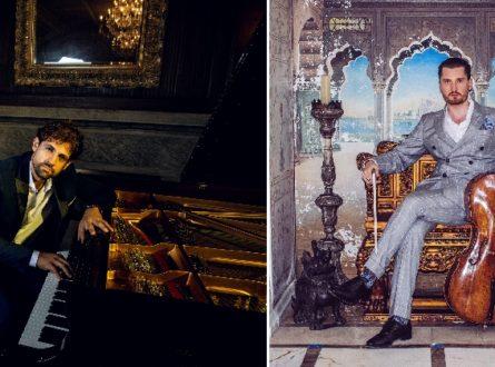 Salon Series: Cellist Max Beitan & Pianist Jacopo Giacopuzzi