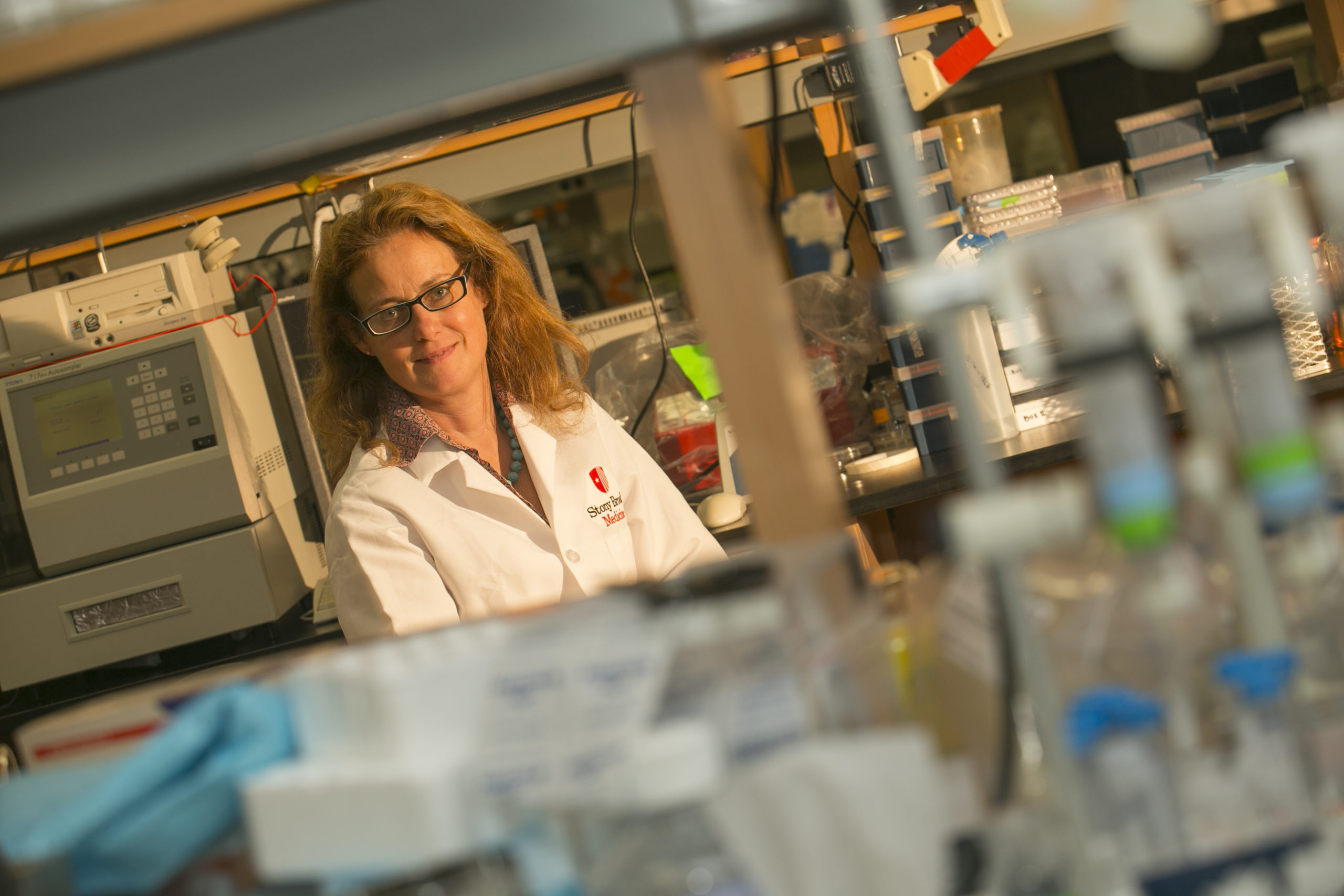 Dr. Bettina Fries, director of infectious diseases at Stony Brook University's Renaissance School of Medicine.
