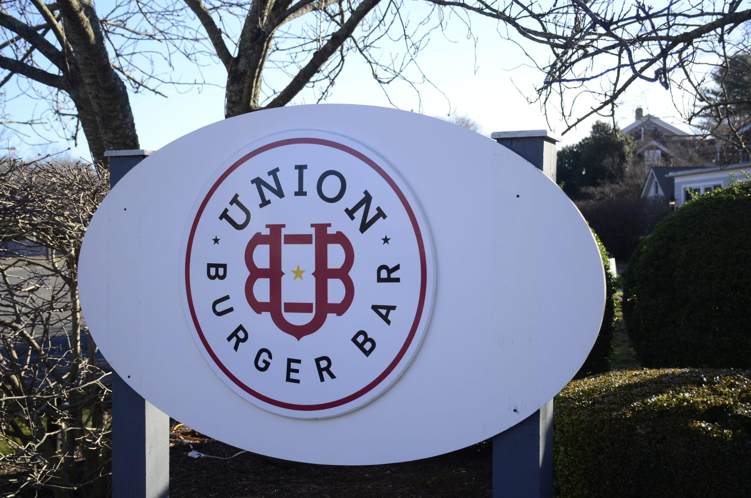 Union Burger has moved into the space previously occupied by Union Cantina at Bowden Square in Southampton Village. GREG WEHNER