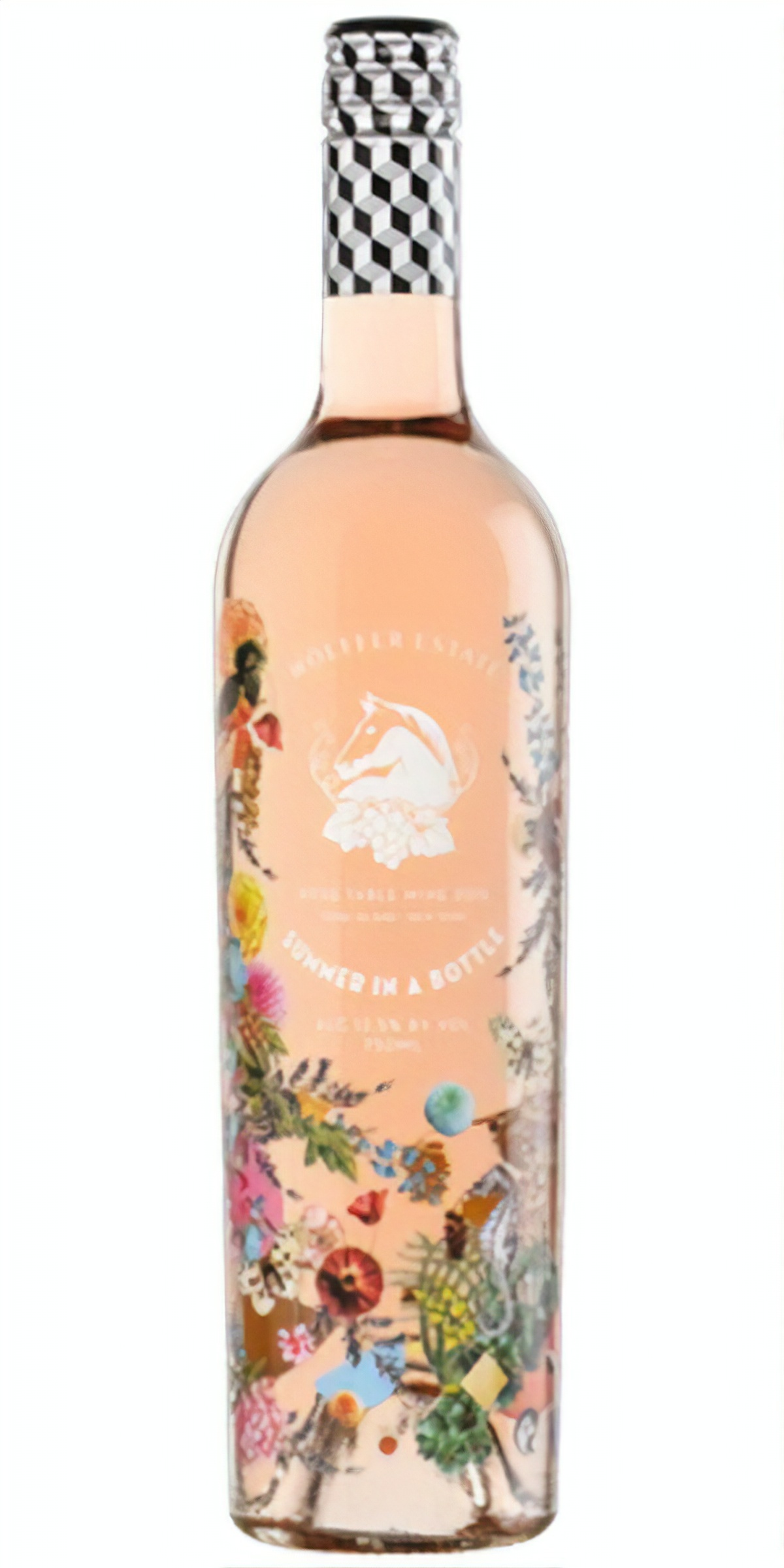 Wölffer Estate Vineyard, Summer in a Bottle and Estate Rosé, 2019