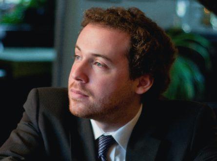 Salon Series: Pianist Solomon Eichner