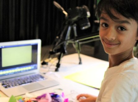 Stop Motion Animation 2-Day Camp