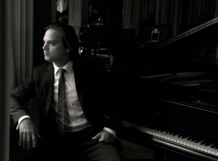 Salon Series: Pianist Orlando Alonso