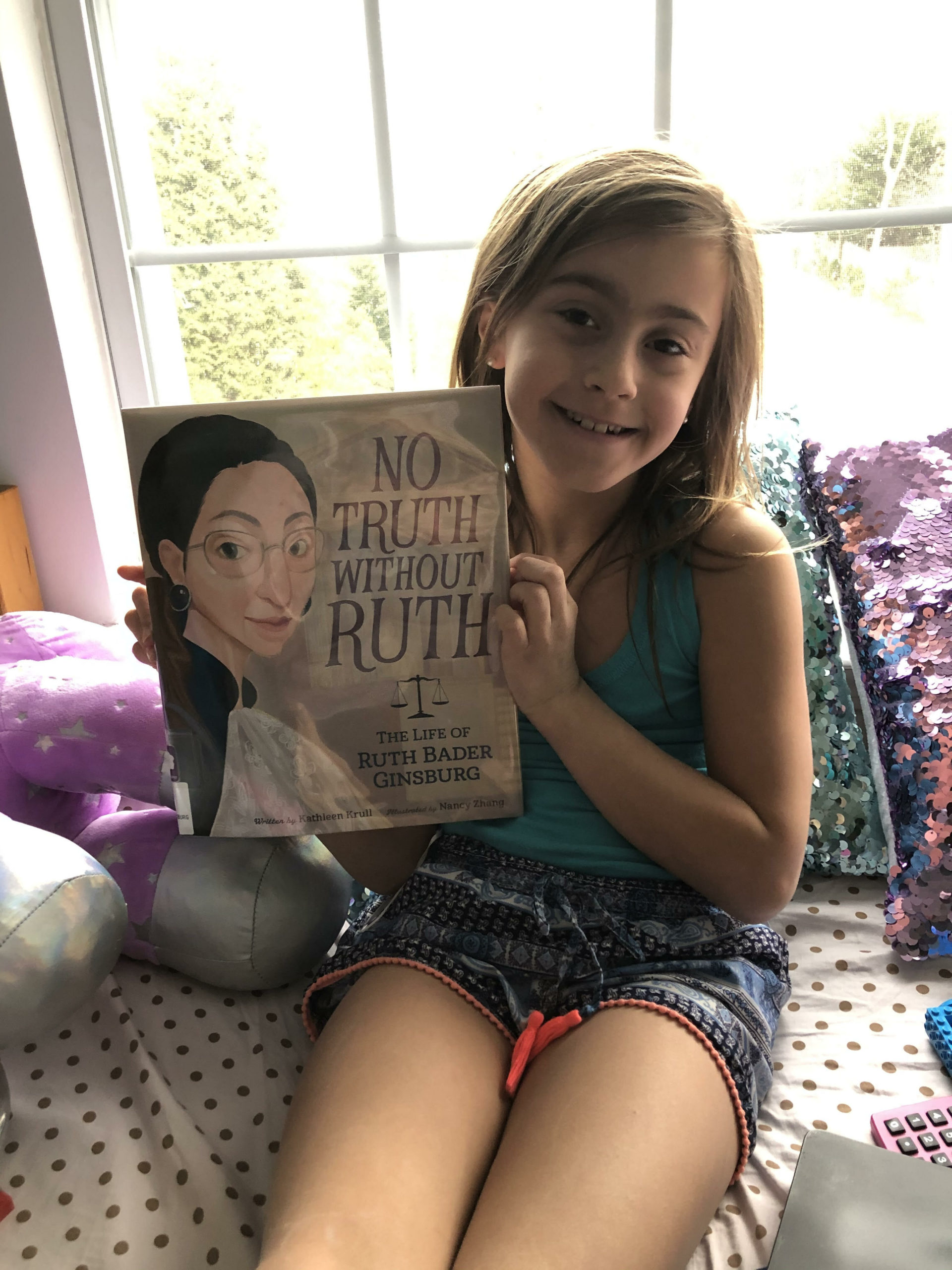 Kendall Riley shares one of her favorite books.