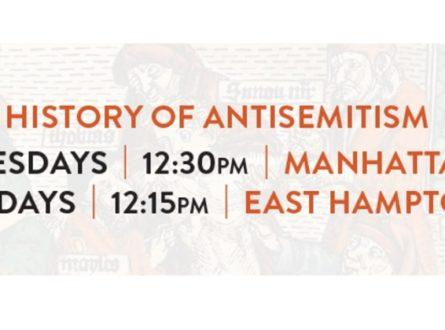 'History of Antisemitism'