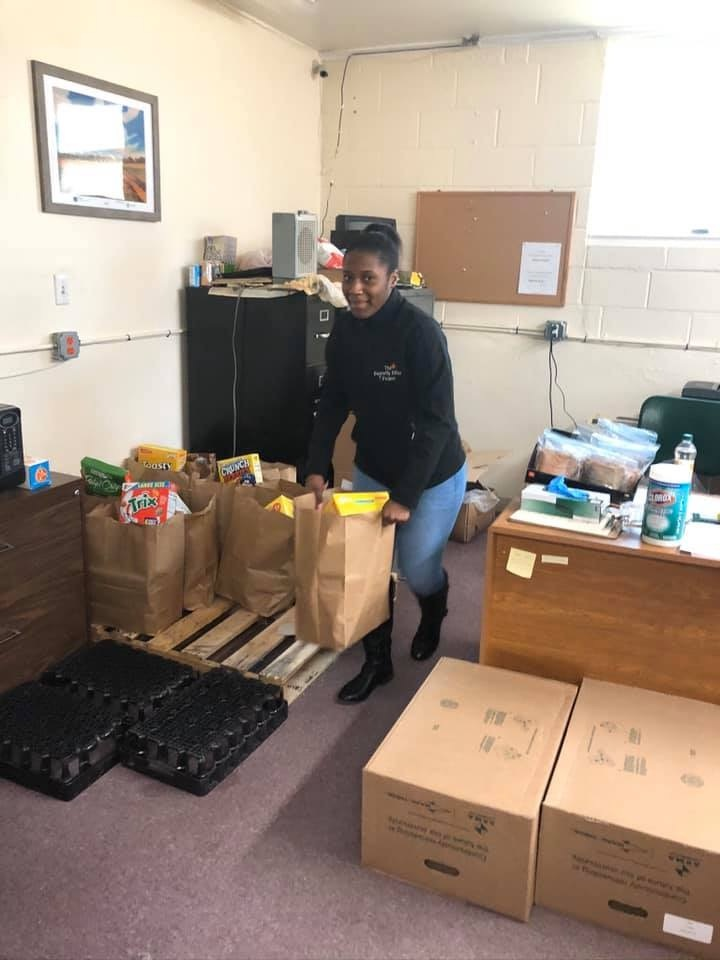 Montauk Iced Tea, The Butterfly Efffect Project and the First Baptist Church of Riverhead have formed an alliance to help feed those at most risk in Riverhead.