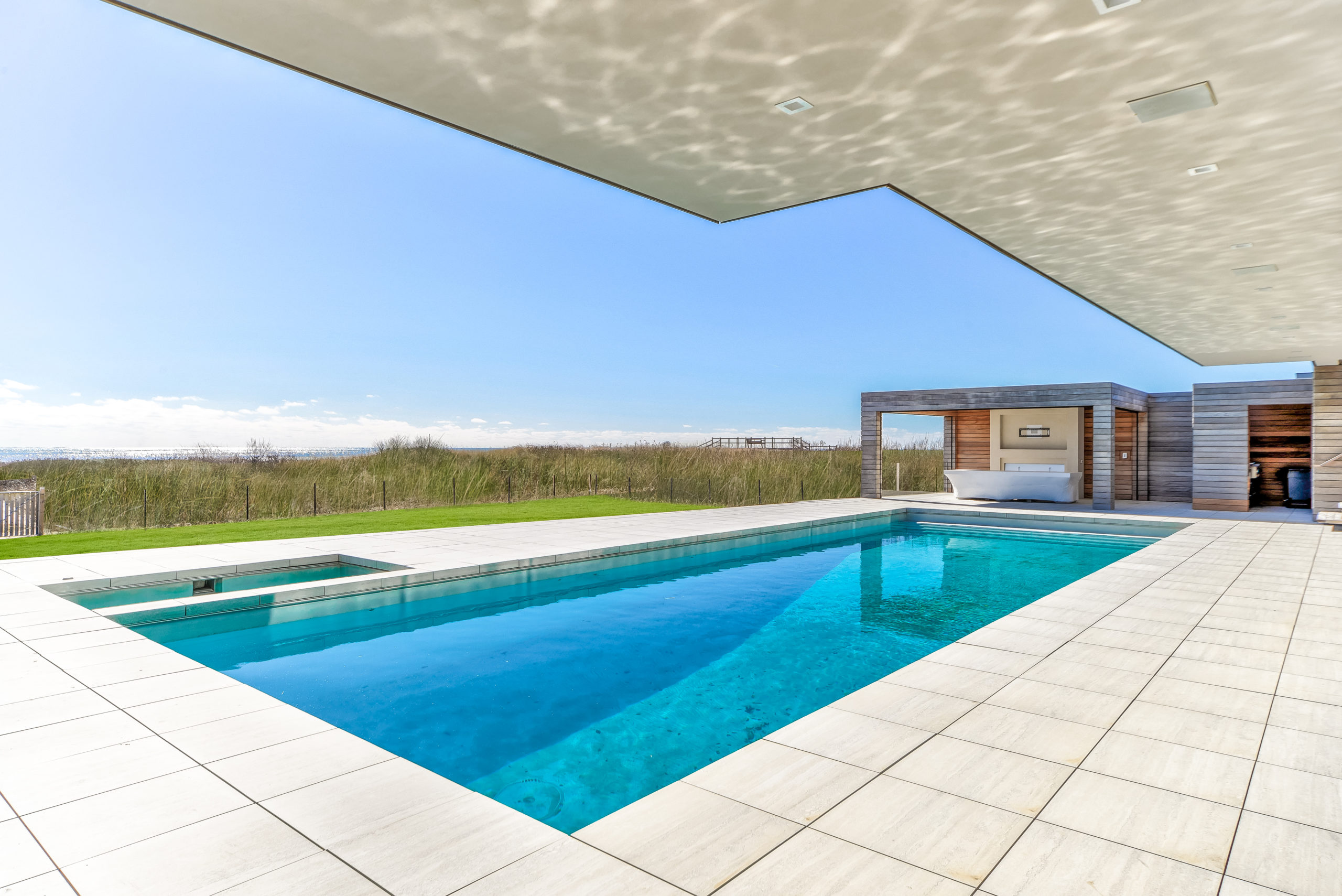 277 Surfside Drive in Bridgehampton is asking for $1 million for a one-month rental.