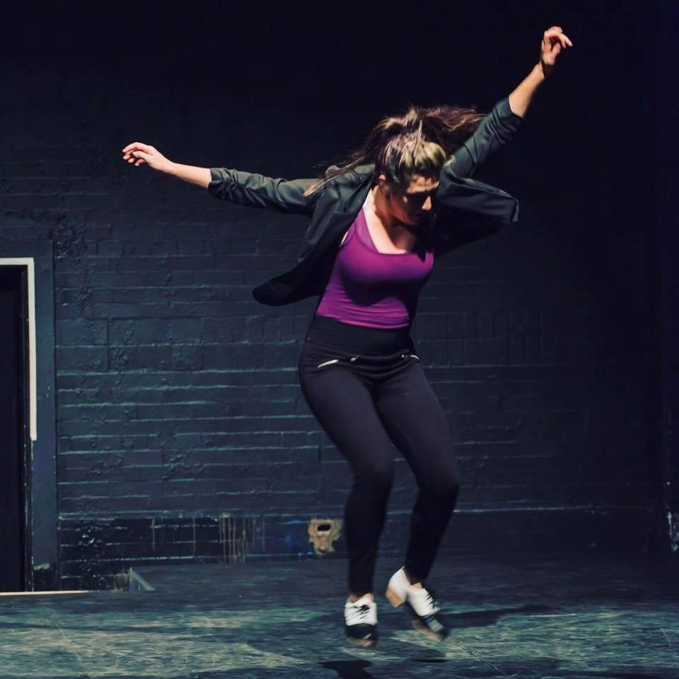 Anita Boyer will lead a virtual tap dancing workshop through Bay Street Theater.