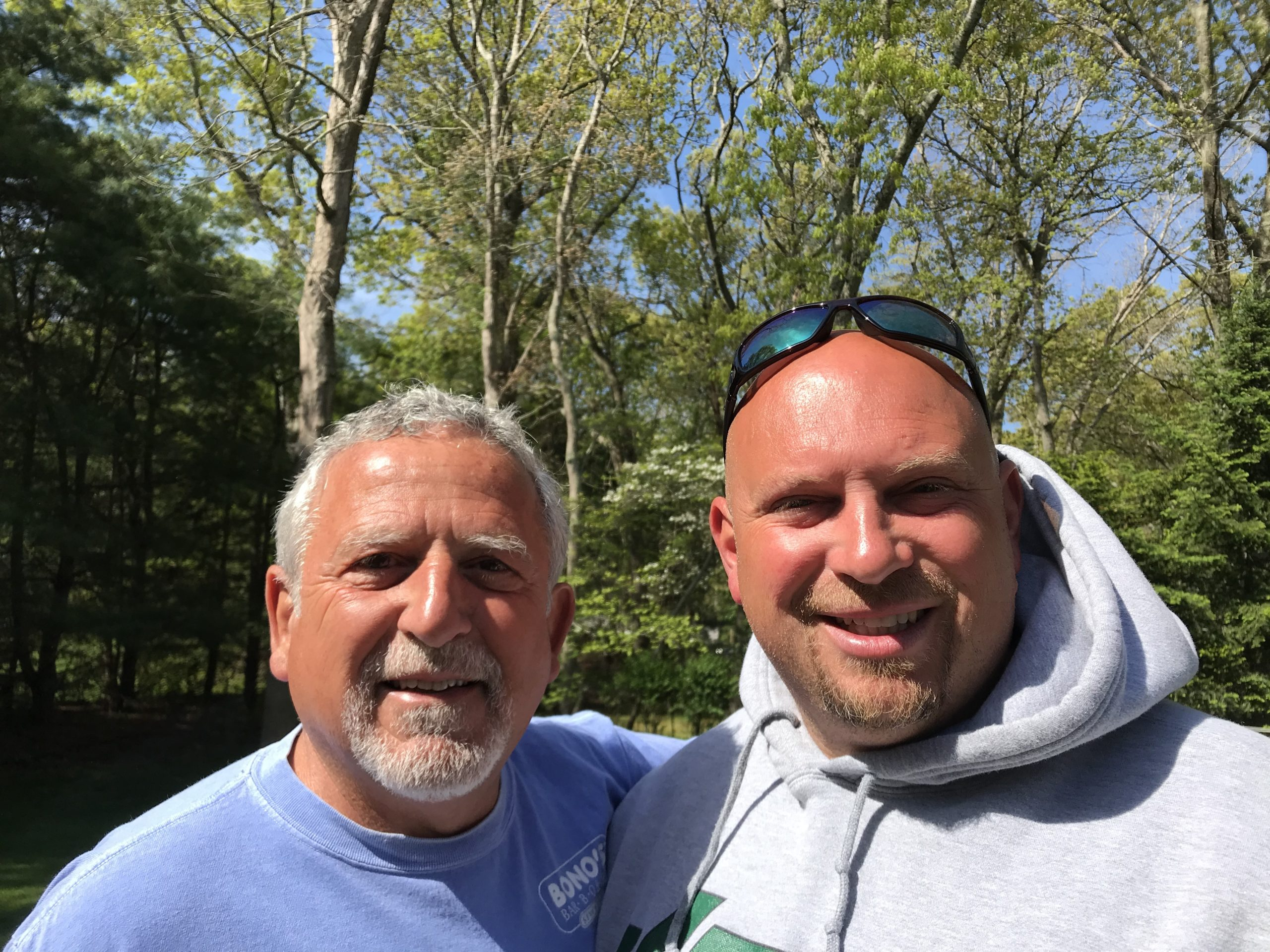 Vinnie and Nick Mazzeo will be back to work ASAP but if your hair is getting too out of control to wait any longer, they have some tips on how to give it a DIY shear.