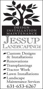 JESSUP LANDSCAPING