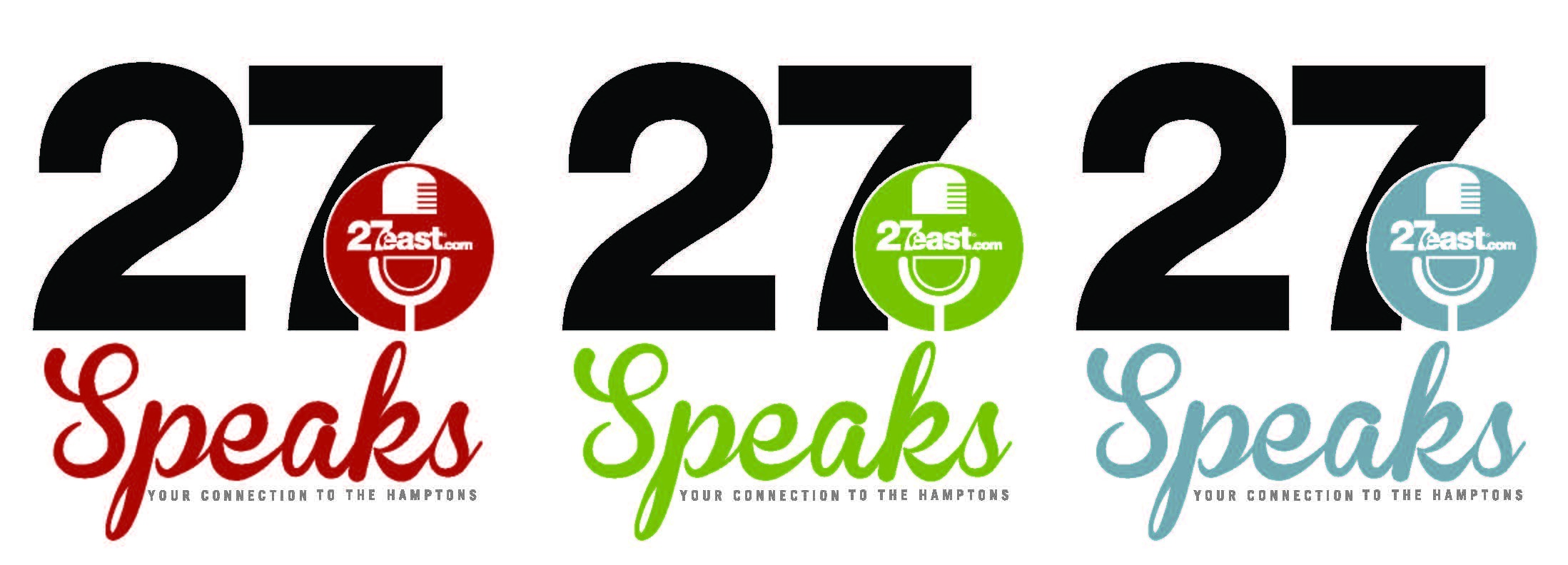 27Speaks weekly podcast