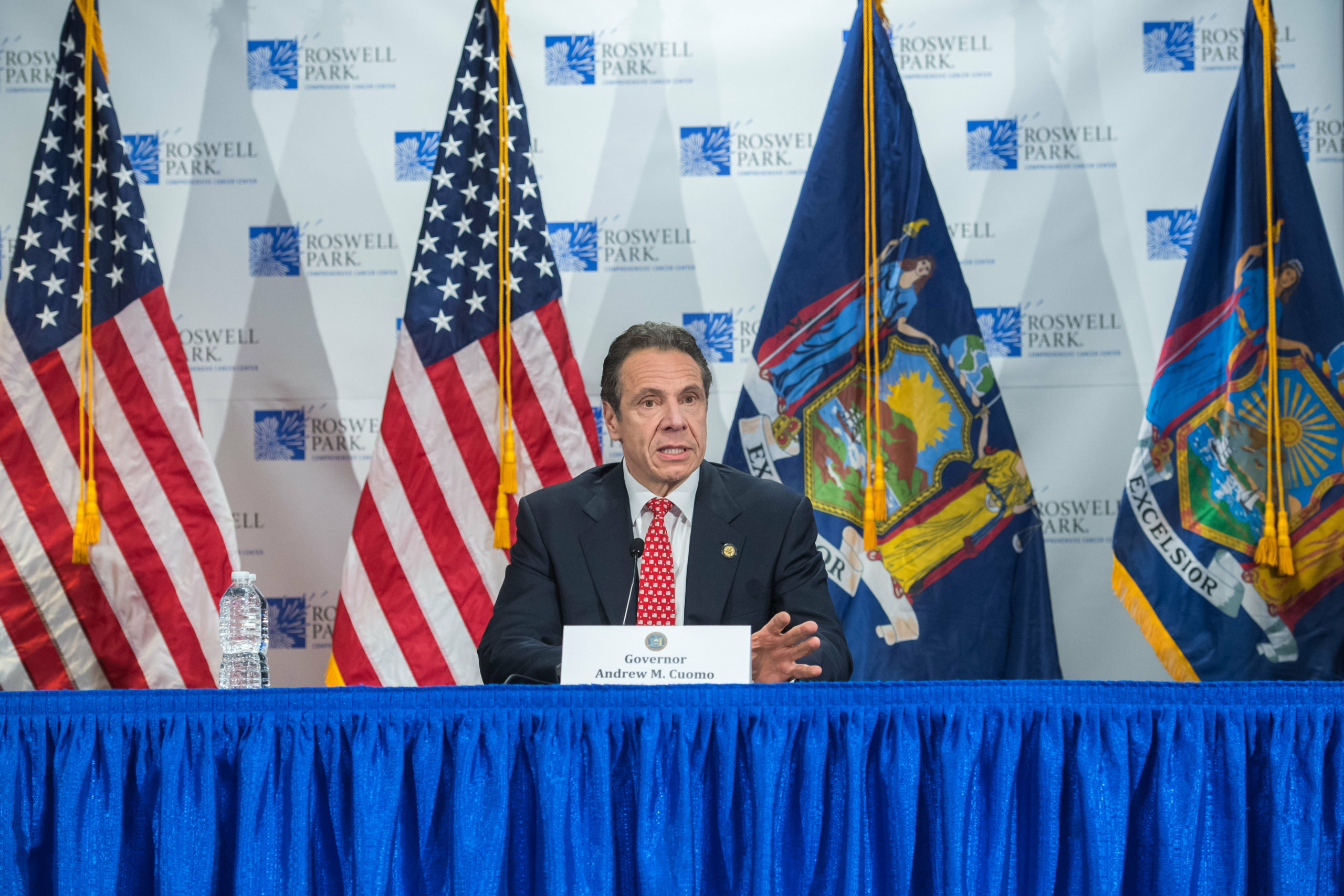 Governor Andrew Cuomo announced new social justice reforms on Friday in the wake of national civl unrest.