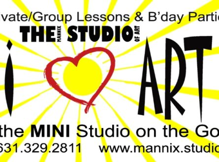 Art Lessons Private & Small Group