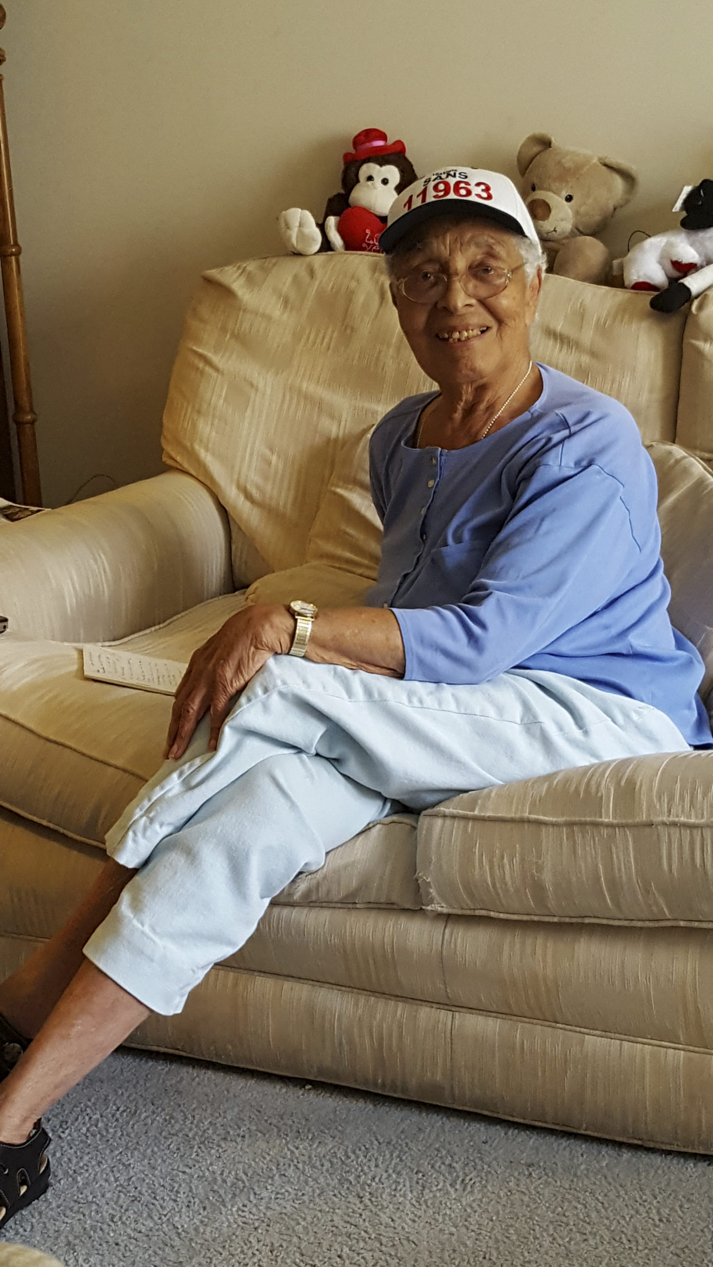 Long time Sag Harbor resident Marjorie Day will be celebrating her 100th Birthday on June 17.
