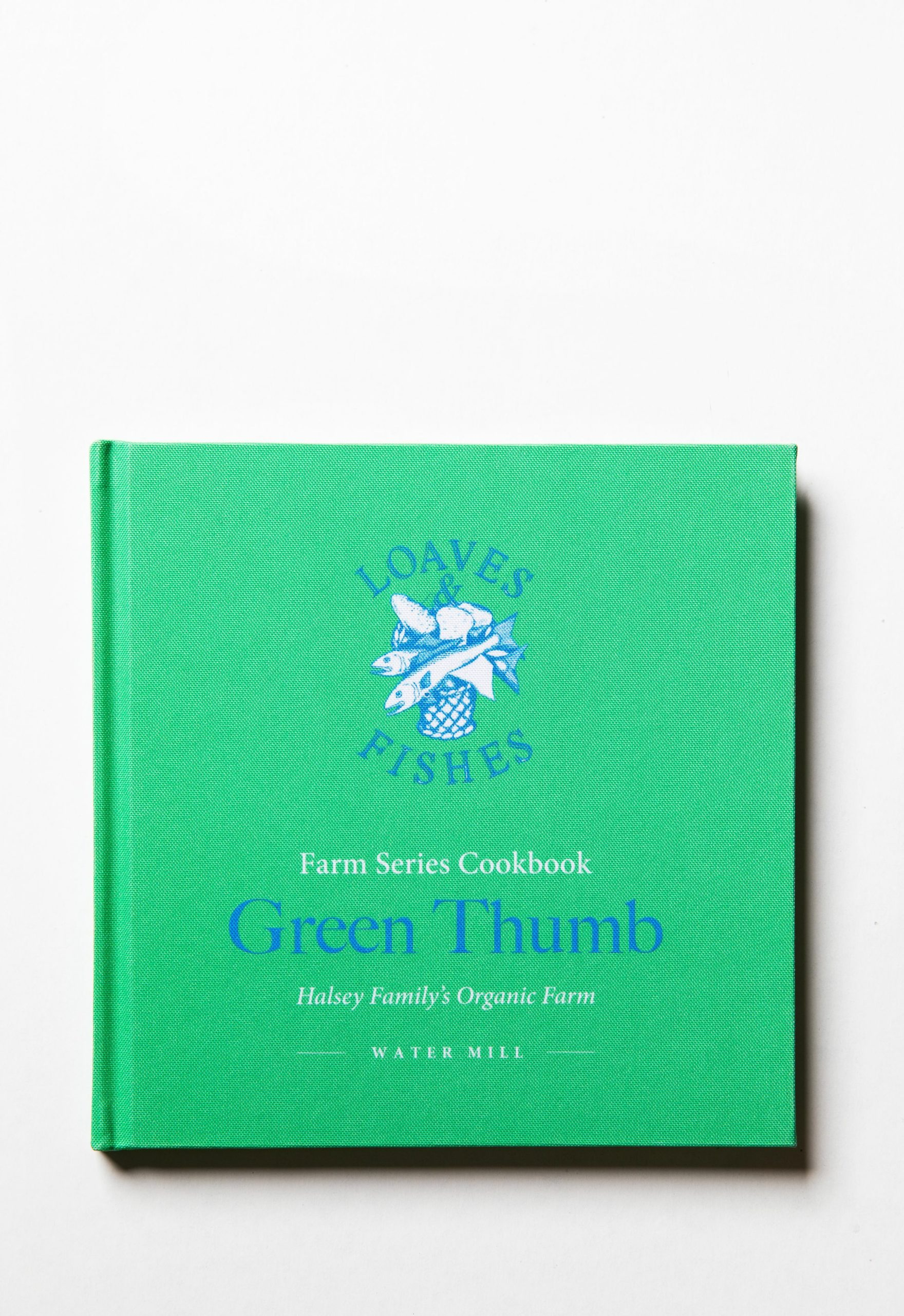 The Green Thumb cookbook.