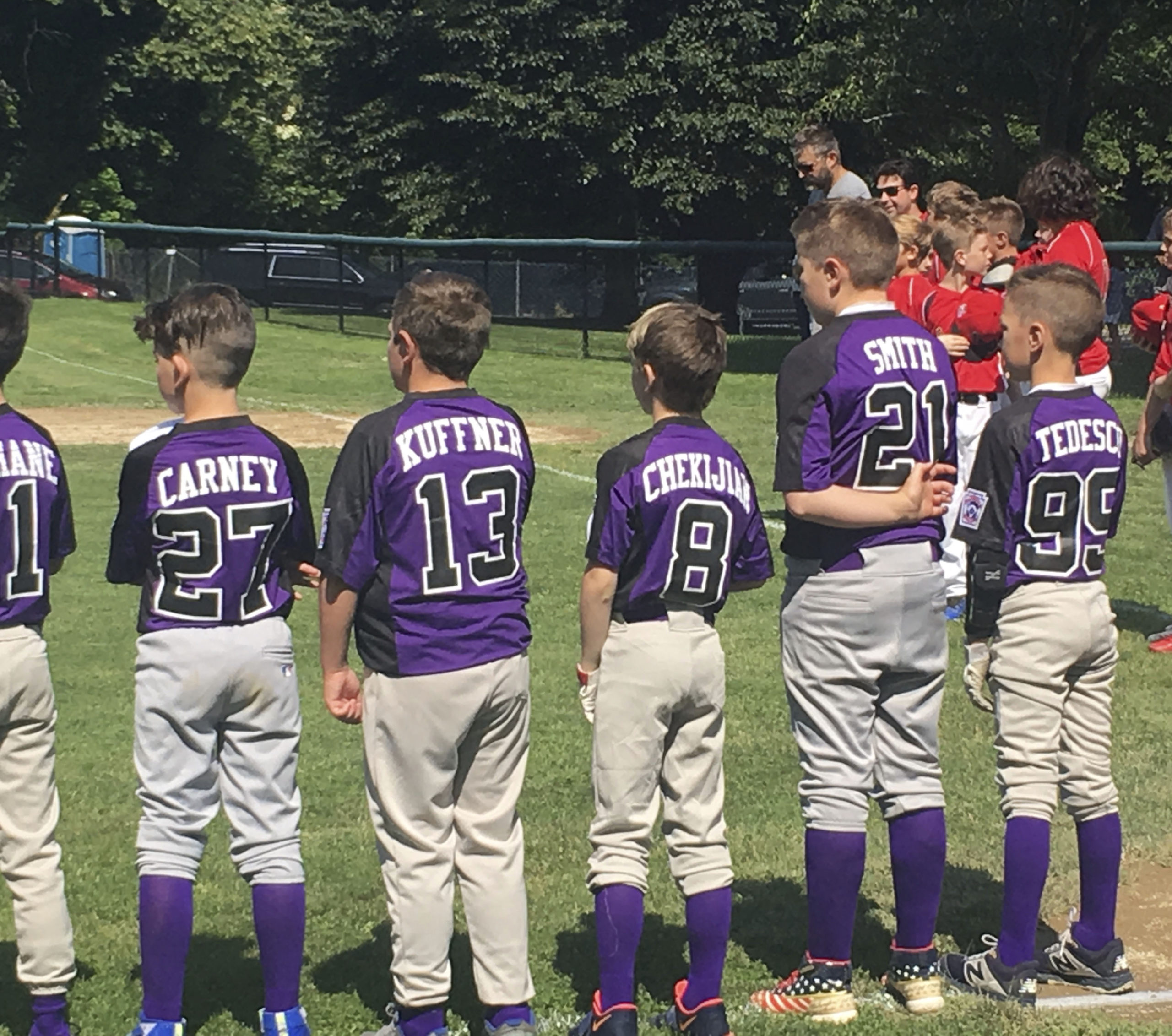 Little League will play ball later this month.      COURTESY JOHN TEDESCO
