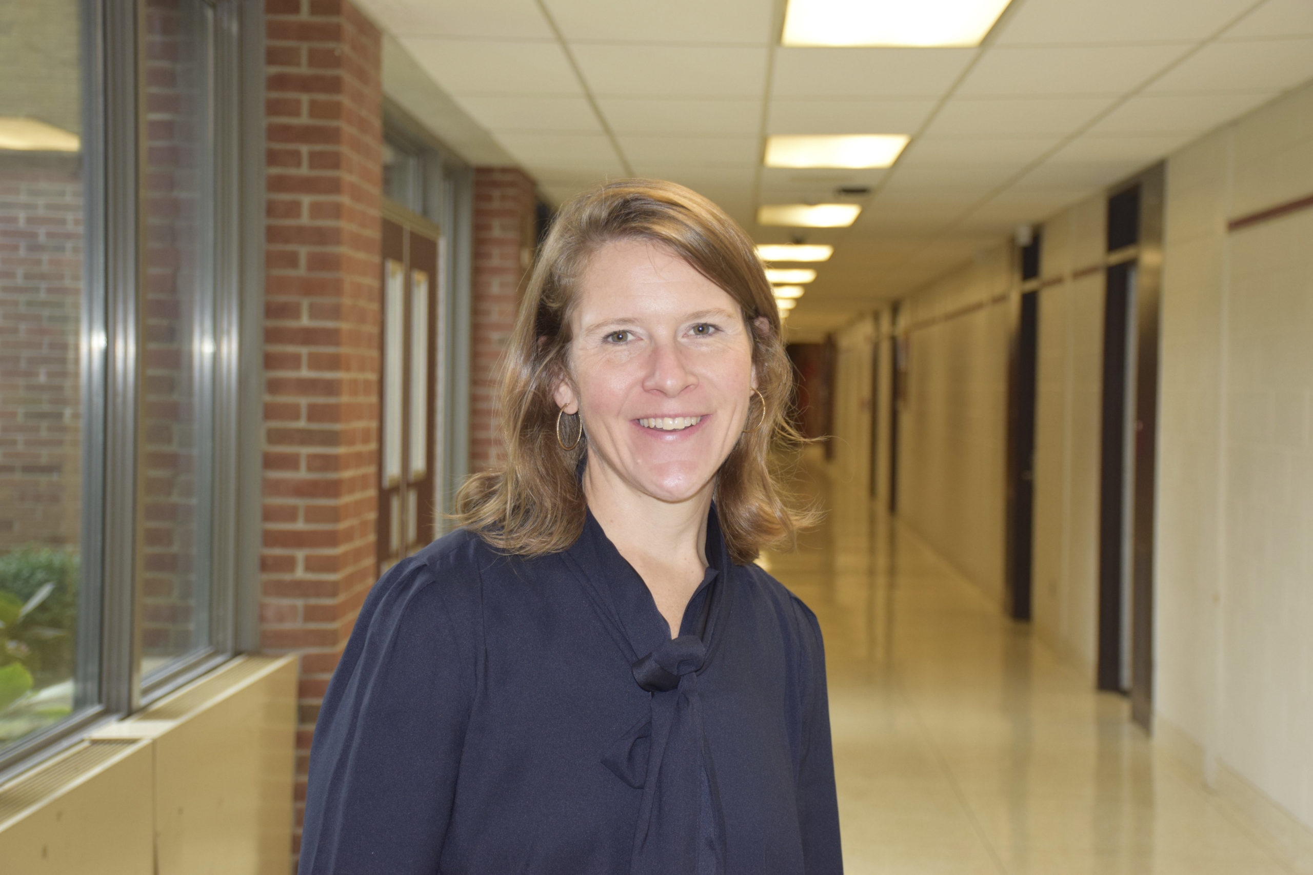 Sara Smith, a 14-year veteran of the district, is the new assistant principal at Southampton High School.