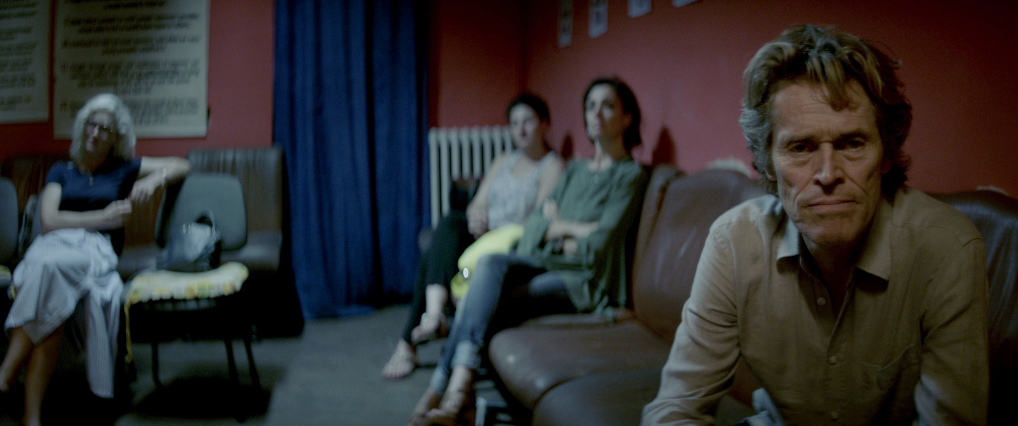 Willem Dafoe stars in Abel Ferrara's newest film