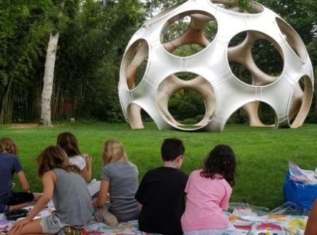 Art in the Garden at LONGHOUSE