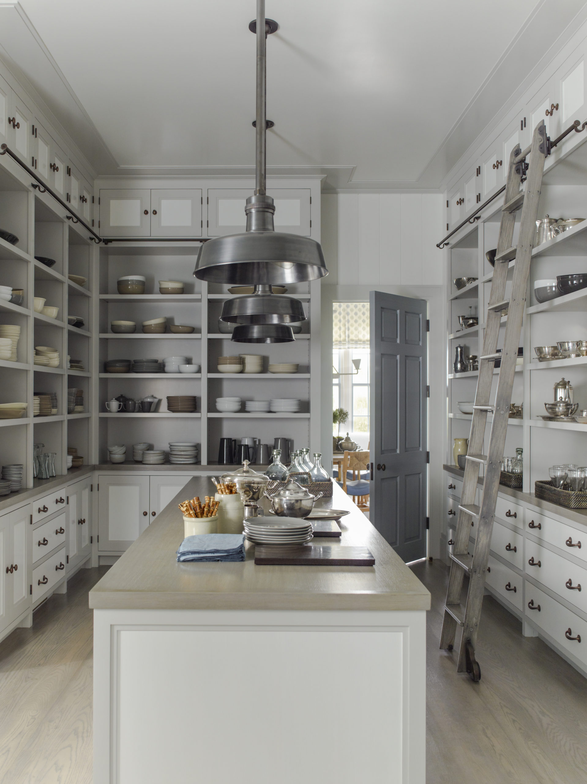 Pantry designed by Sieve Gambrel.