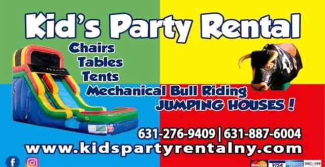 KID'S PARTY RENTAL