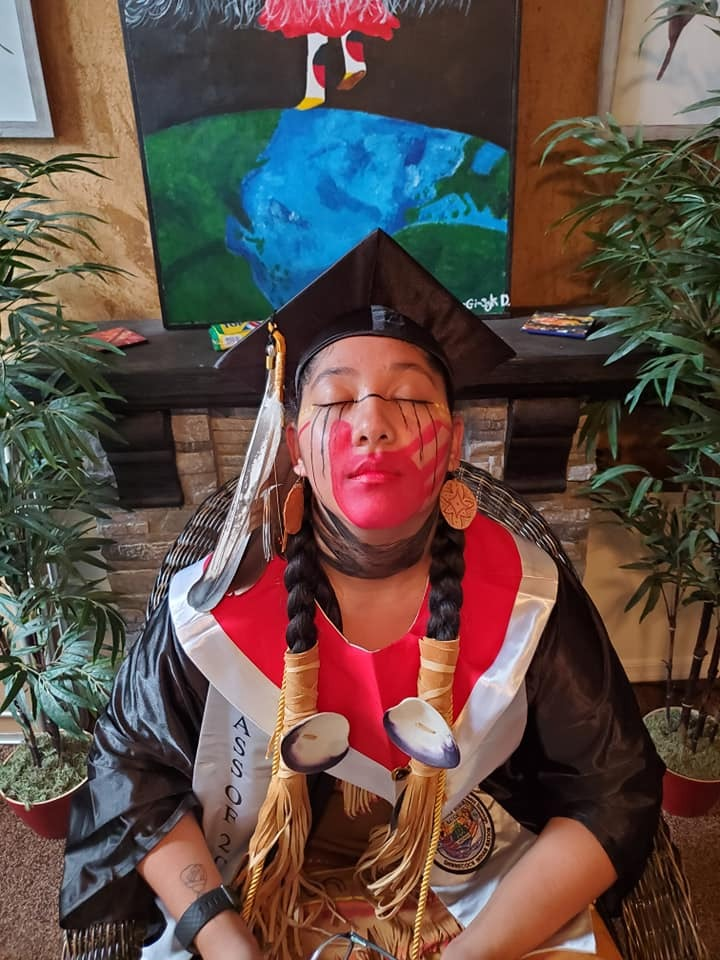 A GoFundMe has been launched to help high school and college graduates from the Shinnecock Territory.