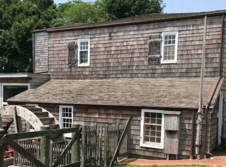 Visit the Water Mill Museum