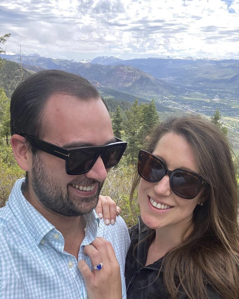 Mr. and Mrs. Robert C. Cantwell of Southampton, announced the engagement of their daughter, Kristen Michelle Faith Cantwell to Layne Russell Hopkins, son of John and Katie Hopkins of Durango, Colorado, this week. An October 2021 wedding ceremony is planned. The couple are both employed by Goldman Sachs.