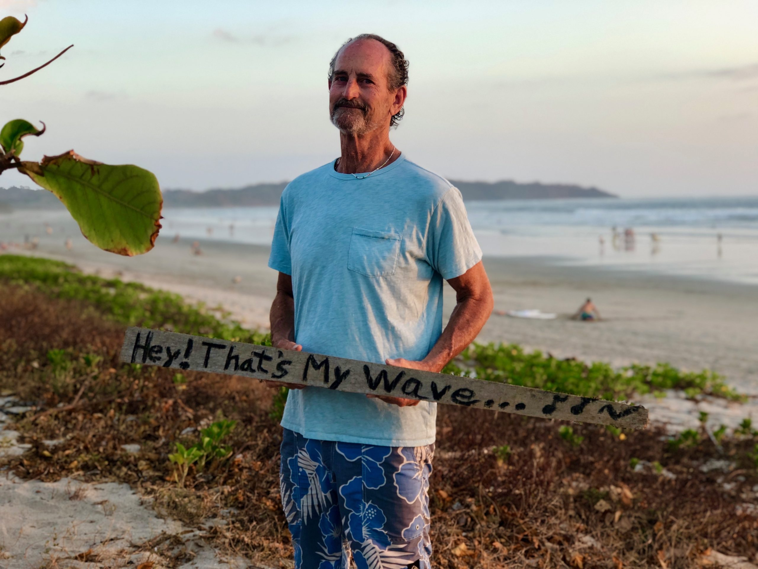 Sag Harbor chiropractor, surfer and musician Dr. Glenn Goodman has penned a song that appears on Jimmy Buffett's latest album.