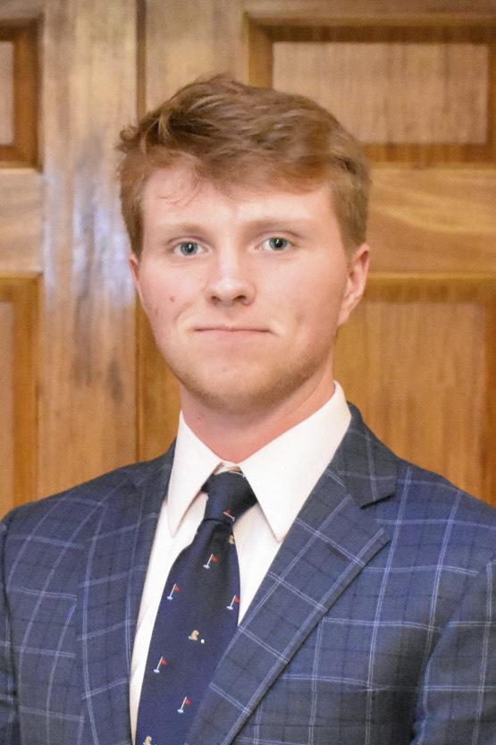 Evans Scholar Brigham Hancock. CORURTESY BRIGHAM HANCOCK