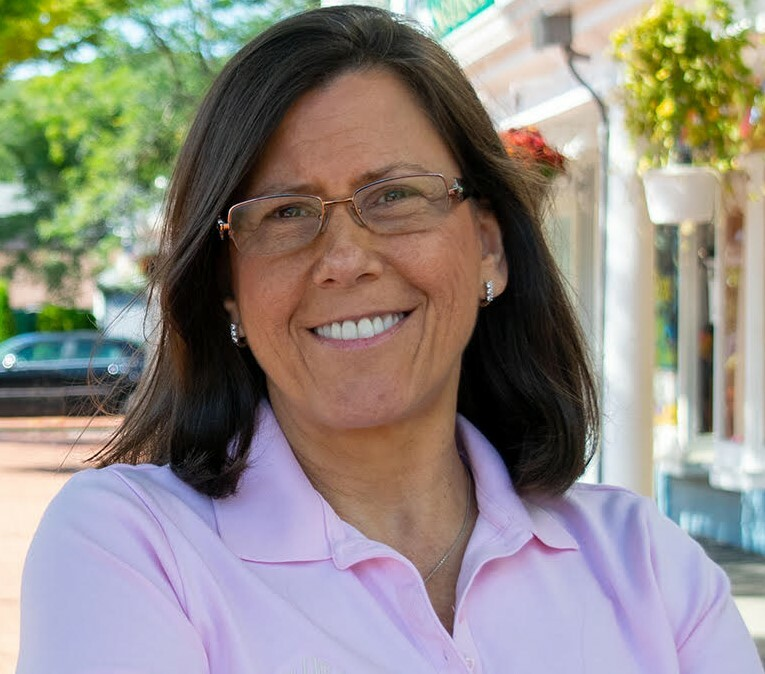 Laura Ahearn, the executive director of the nonprofit Crime Victims Center, has won the Democratic primary and will face off in November against Assemblyman Anthony Paulumbo for the New York Senate seat being vacated by Kenneth P. LaValle.
