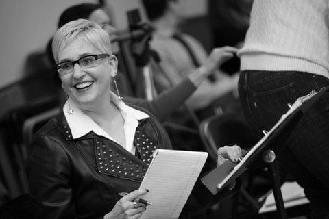 Theater director Marcia Milgrom Dodge.