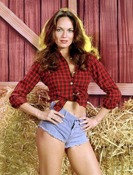 Daisy Duke, the 1970s television character who became synonymous with the shorts.