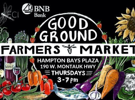 Good Ground Farmers Market
