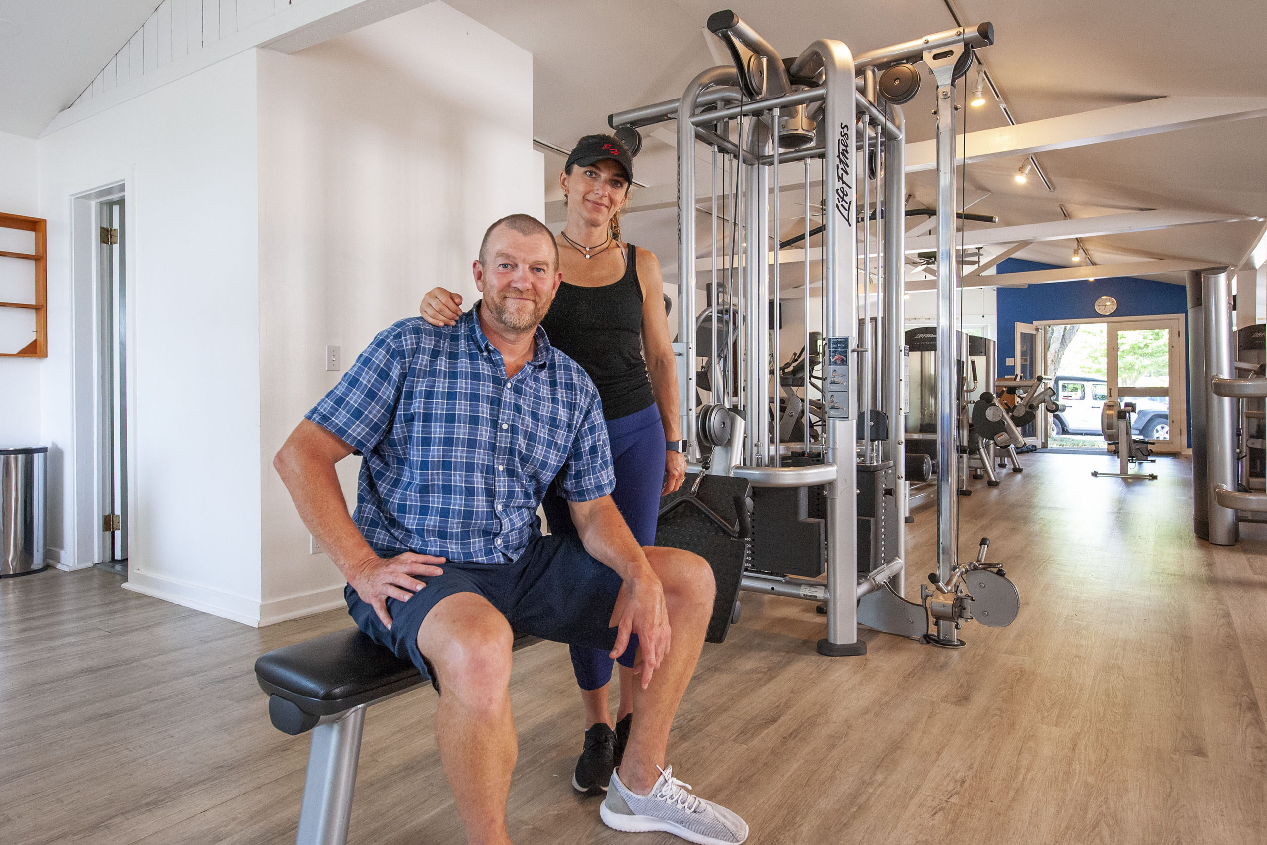 Chris and Elisa Carney have announced that their personal training gym, Railroad Avenue Fitness, will close after 14 years because of the impacts of COVID-19 on the industry.