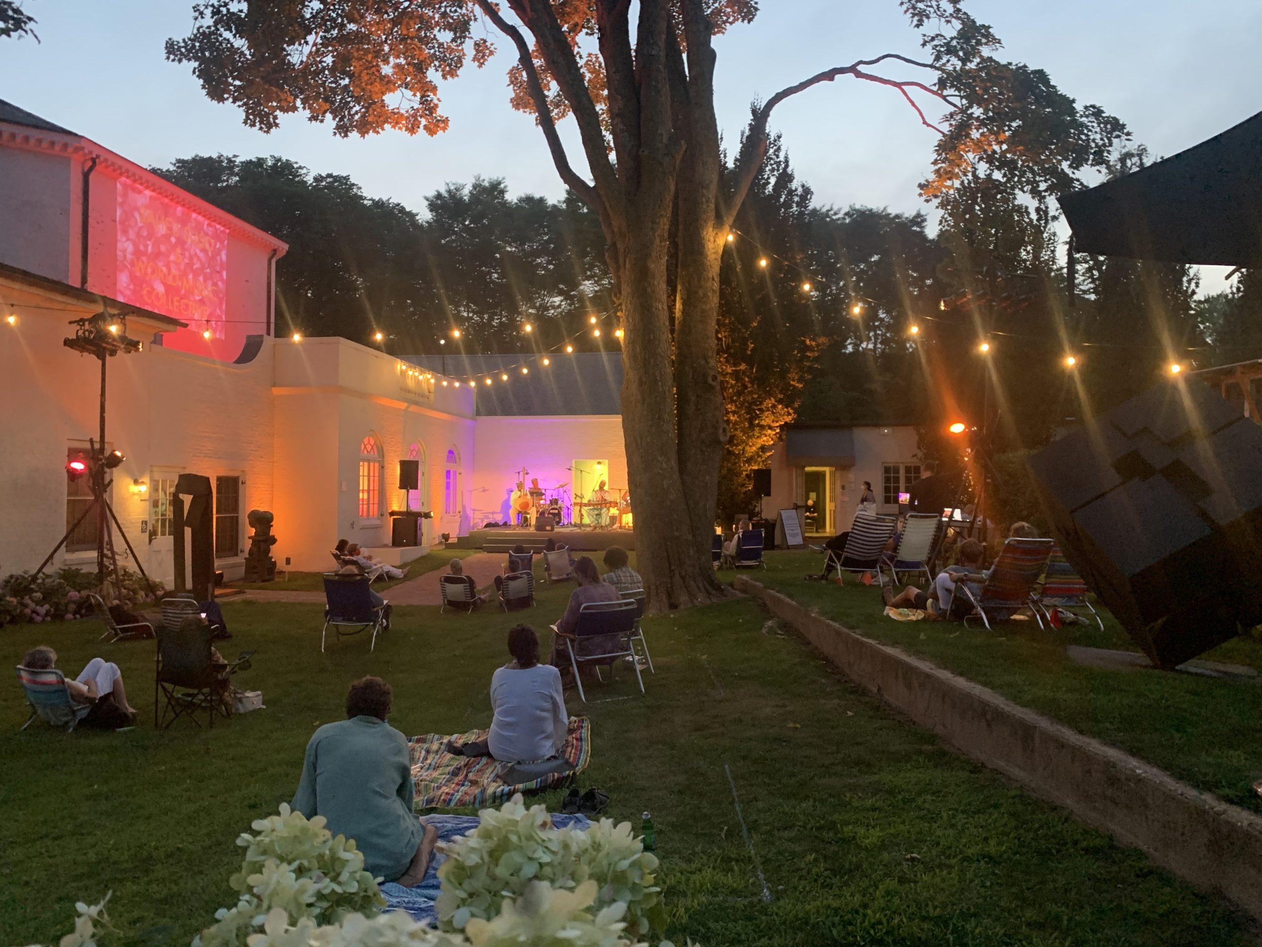 John Drew Backyard Theater
