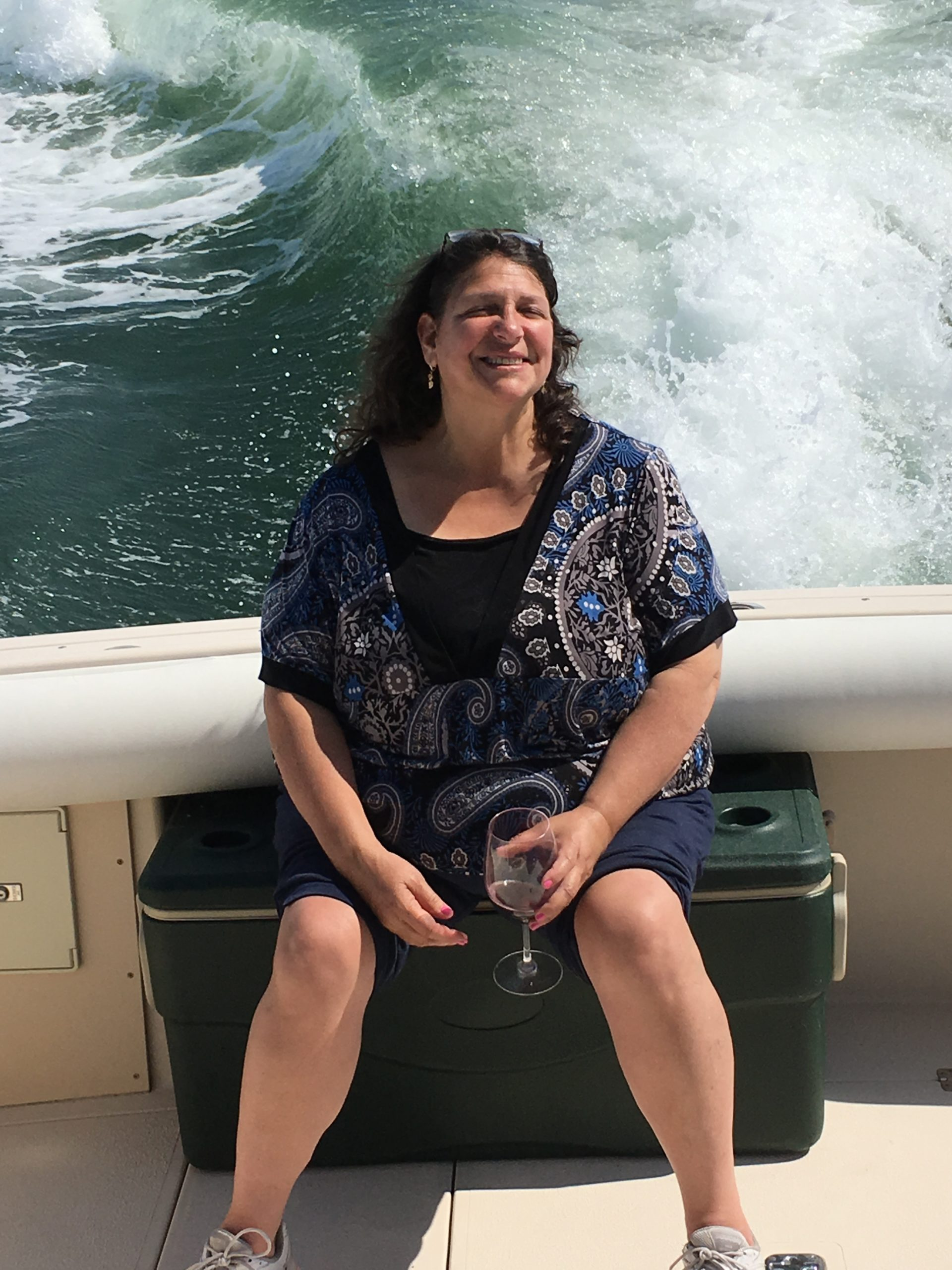 A Go Fund Me Page has been established to aid Raquel Barnes, a Sag Harbor native who recently learned she has amyotrophic lateral sclerosis, or Lou Gehrig's disease.