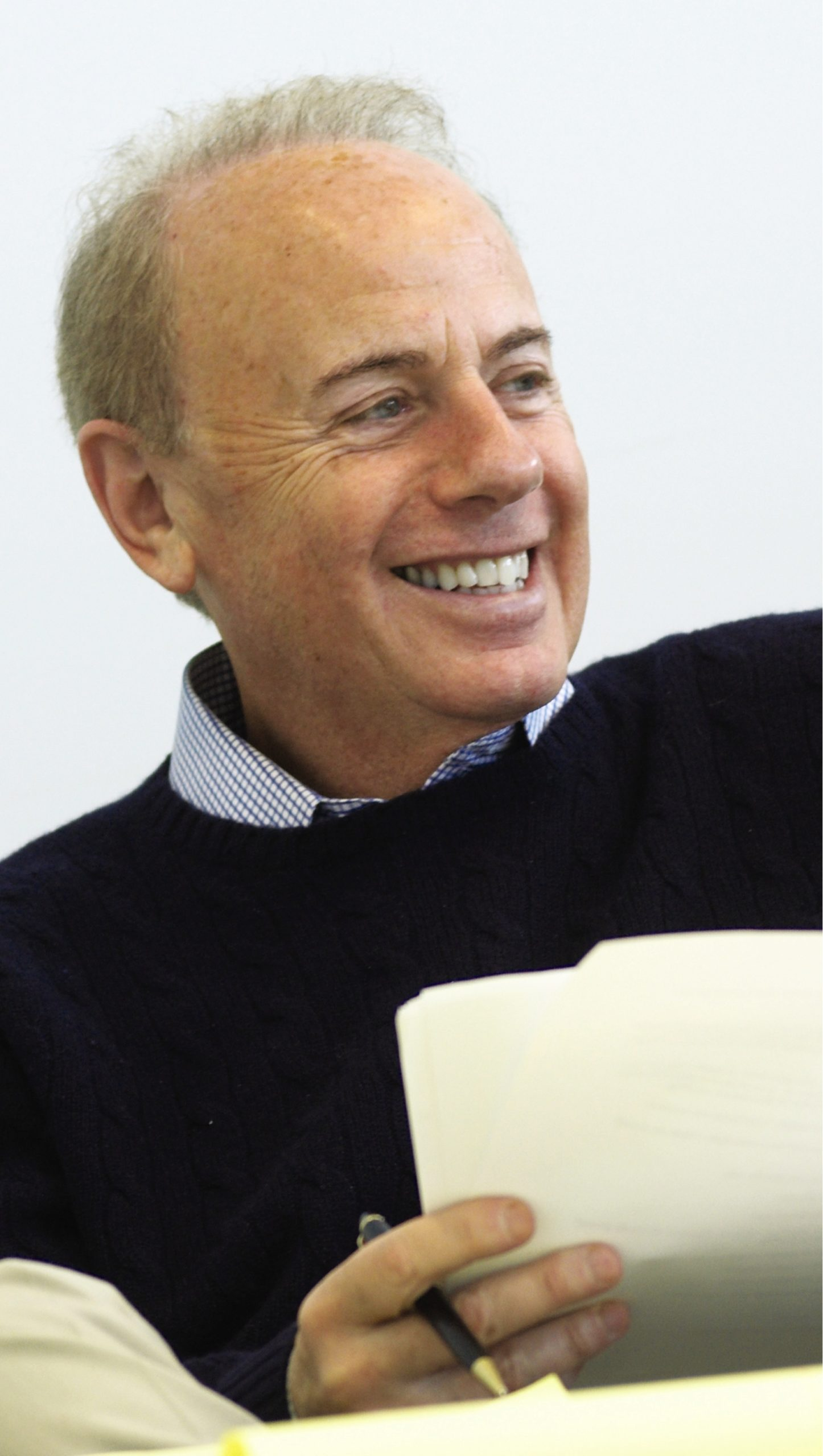 Author Roger Rosenblatt.