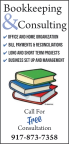 BOOKKEEPING & CONSULTING
