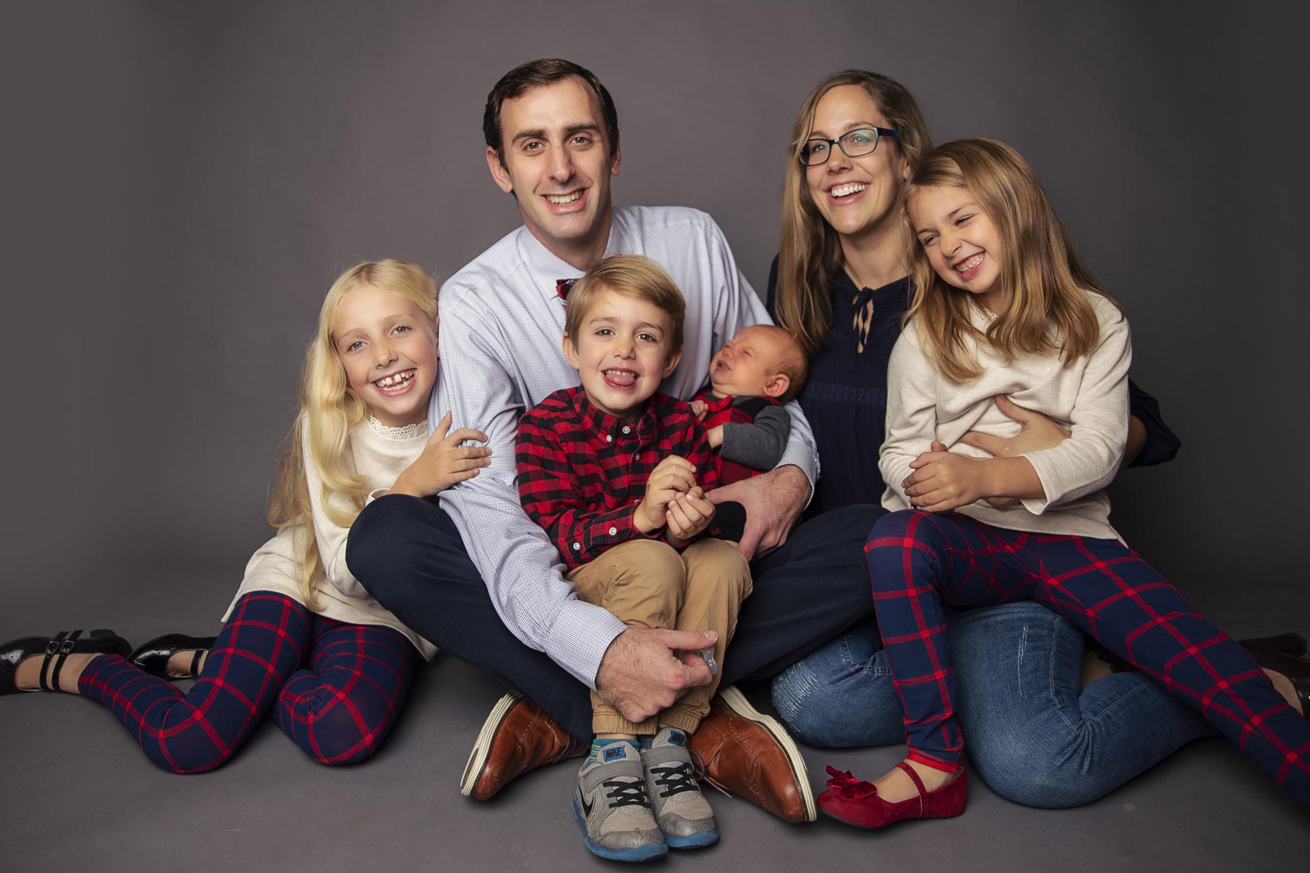 The Sanicola family.