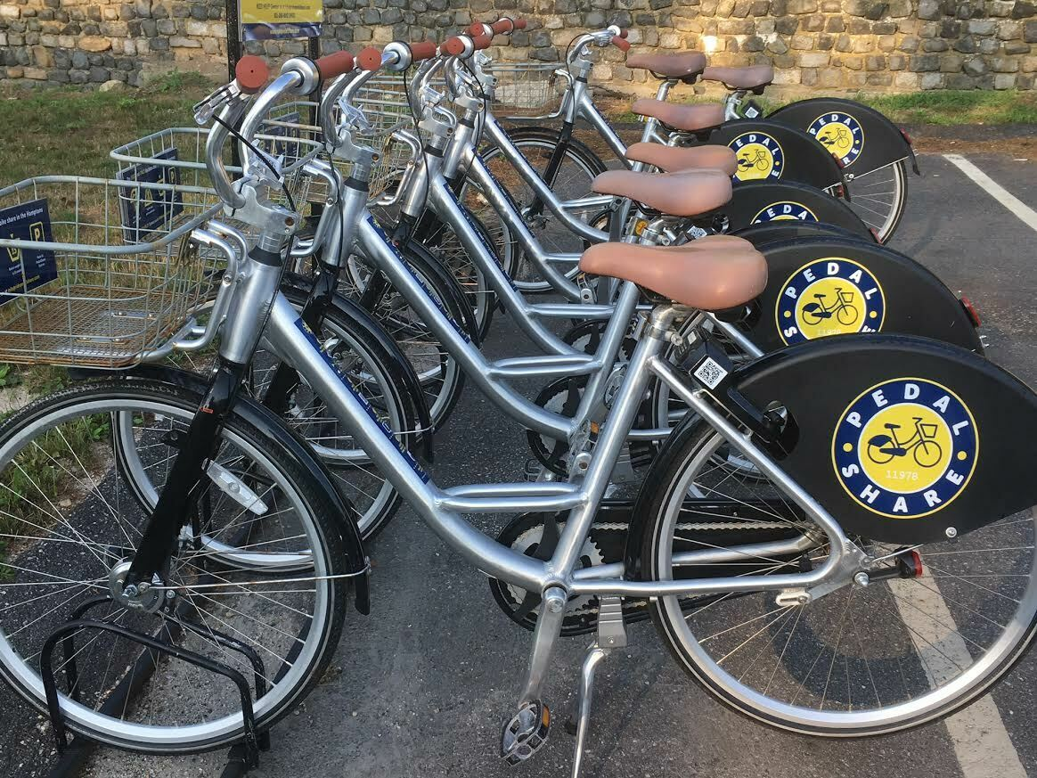 Southampton based PedalShare has won a county contract to provide bike sharing services in various tows.
