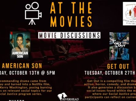 """""""Get Out"""" Movie Discussion with the AAECF"""
