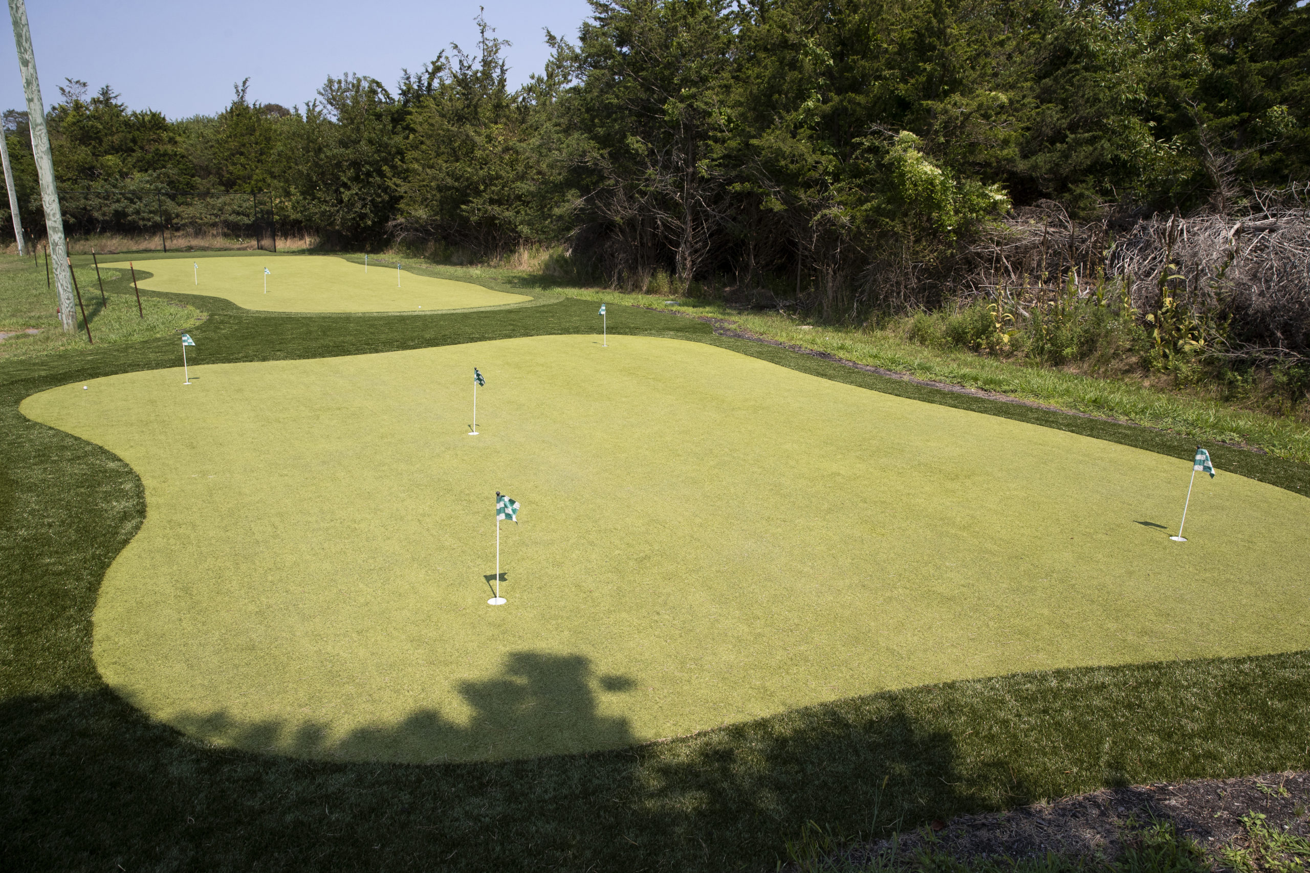 The Oscar Bunn Tribal Golf Facility on the Shinnecock Nation territory.               USGA/Jason E. Miczek