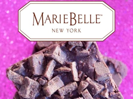 MarieBelle Chocolates at the Kitano Hotel